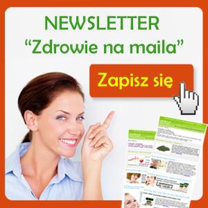 Newsletter zdrowie na maila