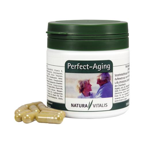 Perfect Aging - bo piękność i młodość pochodzi od środka [120 kaps.]