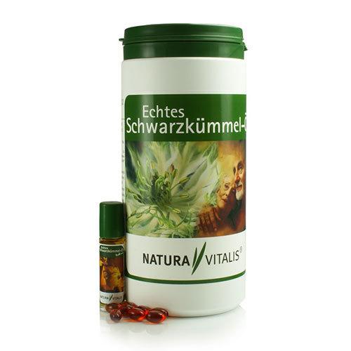 Olej z Czarnego Kminku (1250 szt.) + Sztyft (10 ml)
